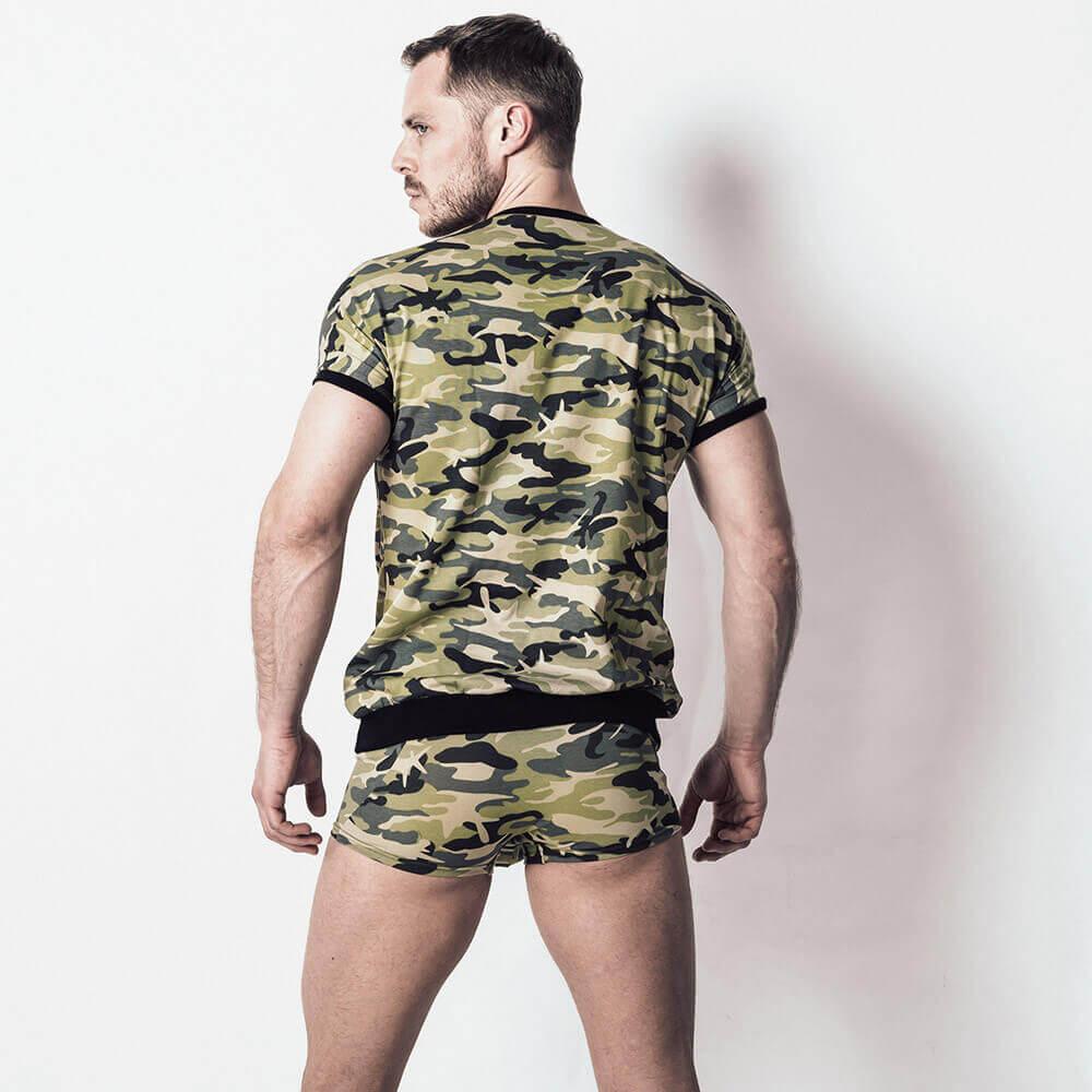 Kleeblatt T-Shirt army 2