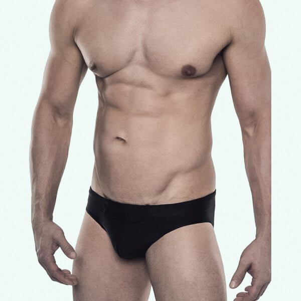 Luca - Brief, Schwarz, Sexy, Swimwear
