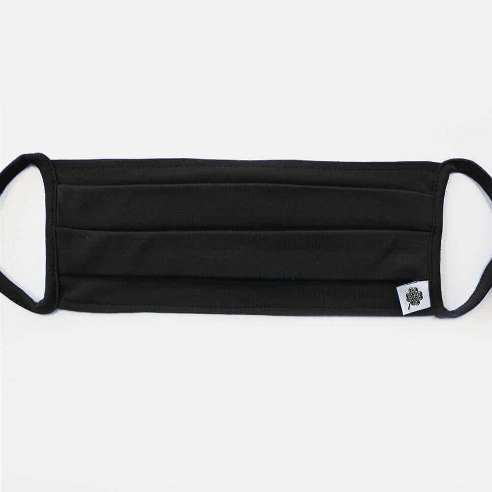 Maske + Shirt Set schwarz 2
