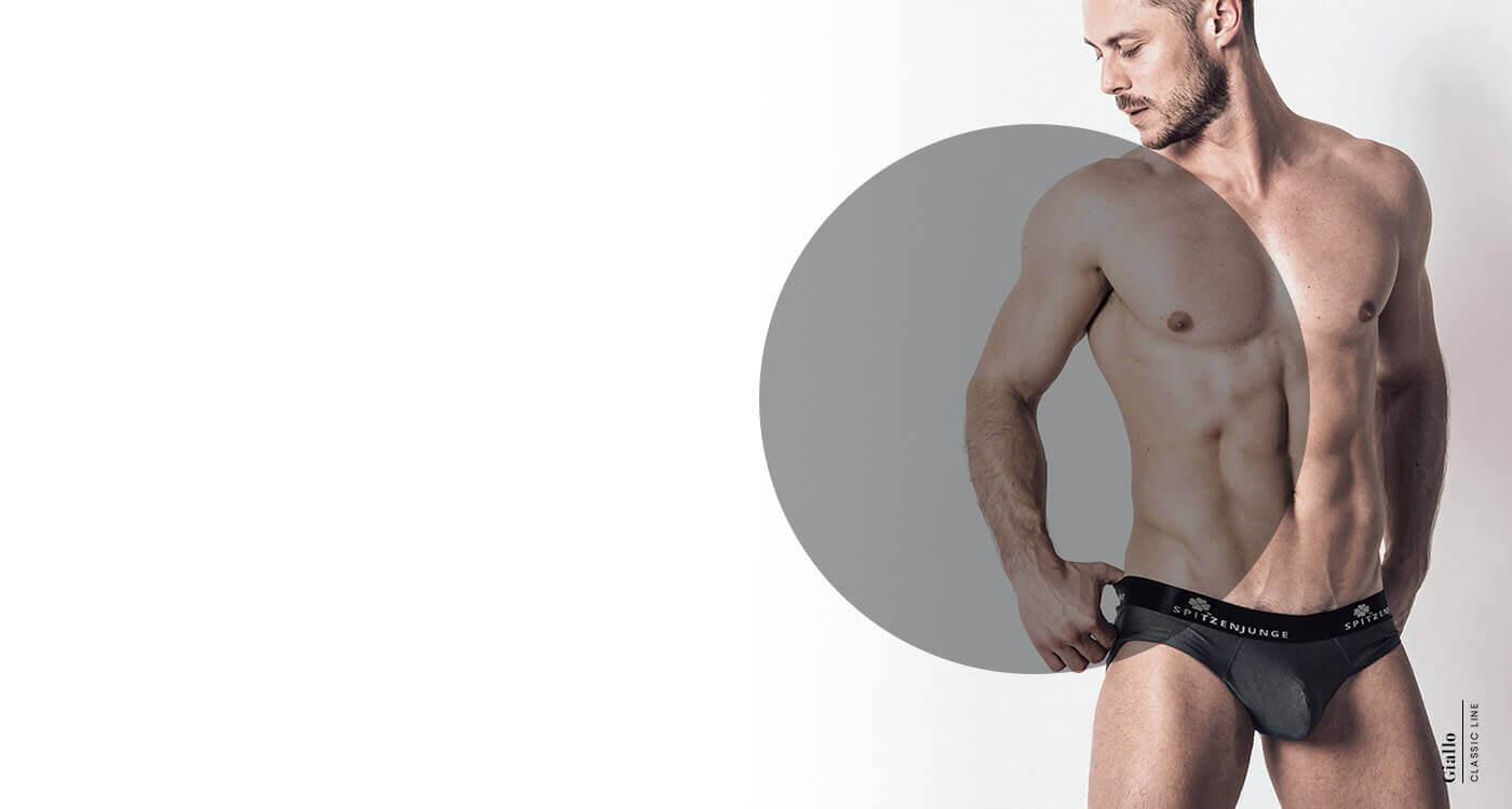 Edle Premium Unterwäsche im klassischen Design